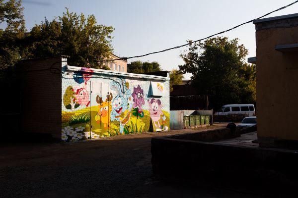 графити